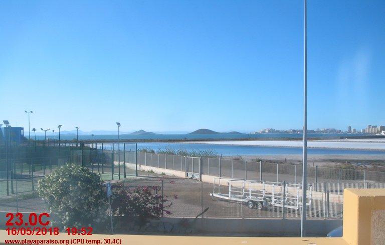 Playa Paraiso web cam